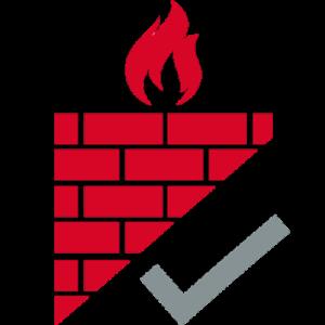 Kaufmann Kaminfeger, Brandschutz